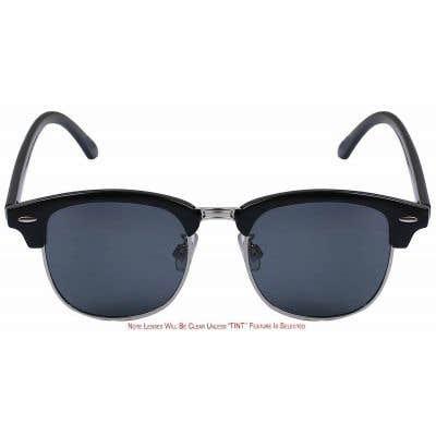 Browline Eyeglasses 134389-c