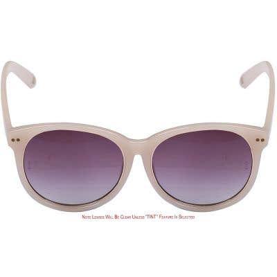 Round Eyeglasses 134491-c