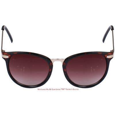 Round Eyeglasses 134506-C