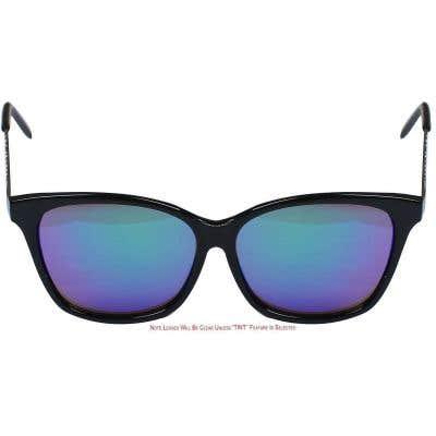 Rectangle Eyeglasses 134580