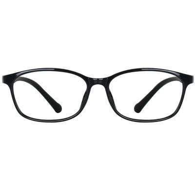 Rectangle Eyeglasses 134631a  2 Day Rush