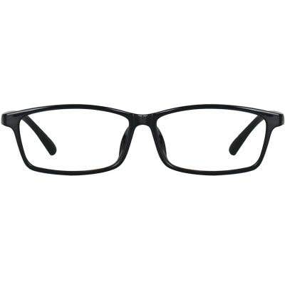 Rectangle Eyeglasses 134640a  2 Day Rush