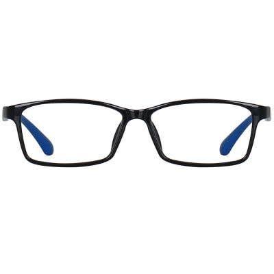 Rectangle Eyeglasses 134643-c