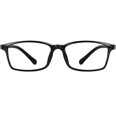 Rectangle Eyeglasses 134646a  2 Day Rush