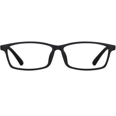 Rectangle Eyeglasses 134648-c