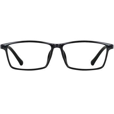 Rectangle Eyeglasses 134651a  2 Day Rush