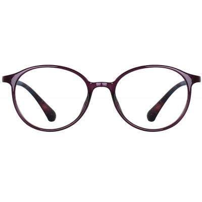Round Eyeglasses 134658-c