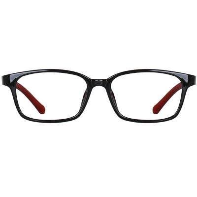 Rectangle Eyeglasses 134668a  2 Day Rush