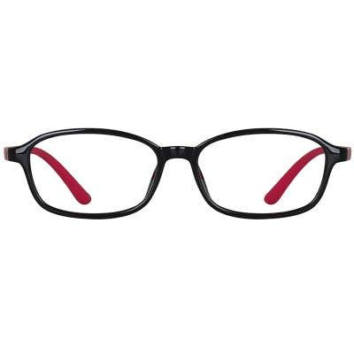 Rectangle Eyeglasses 134681-c