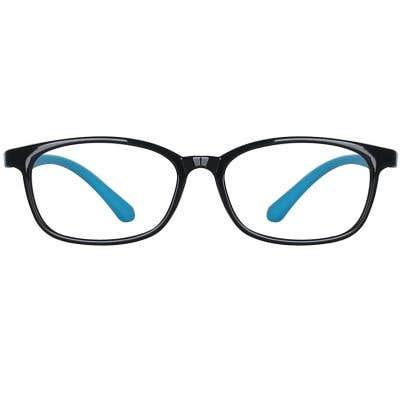 Rectangle Eyeglasses 134701-c