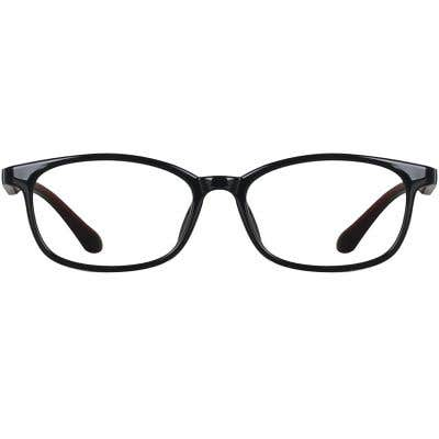 Rectangle Eyeglasses 134702a  2 Day Rush