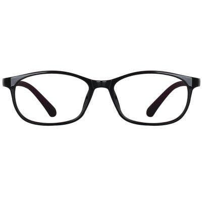 Rectangle Eyeglasses 134711-c