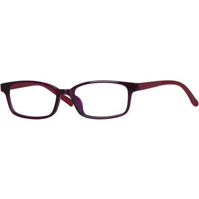 Rectangle Eyeglasses 134713-c