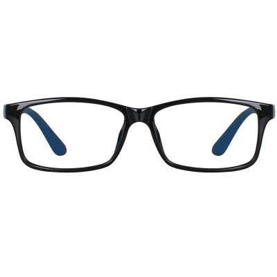 Rectangle Eyeglasses 134734-c