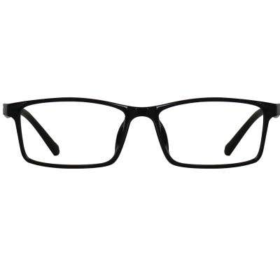 Rectangle Eyeglasses 134746a  2 Day Rush