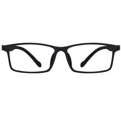 Rectangle Eyeglasses 134747a  2 Day Rush