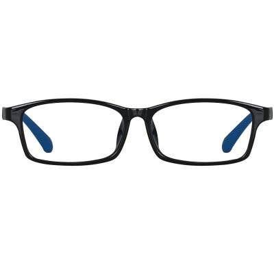 Rectangle Eyeglasses 134757-c