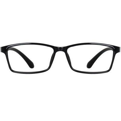 Rectangle Eyeglasses 134759a  2 Day Rush
