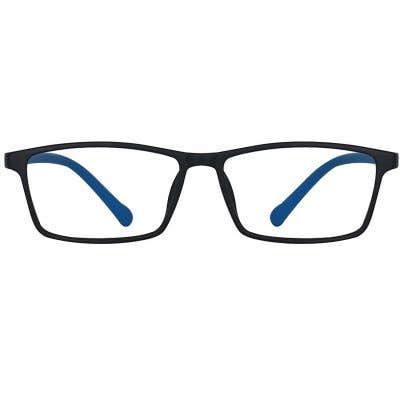 Rectangle Eyeglasses 134761-c