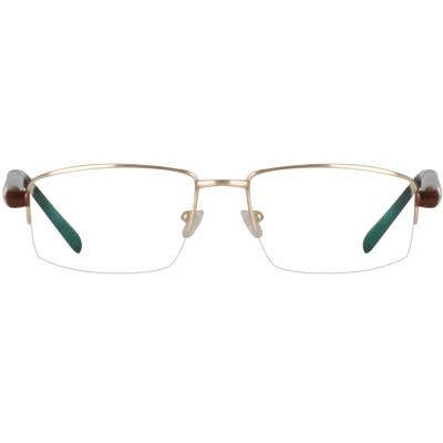 Rectangle Eyeglasses 134781-c
