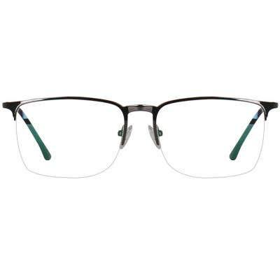 Rectangle Eyeglasses 134788-c