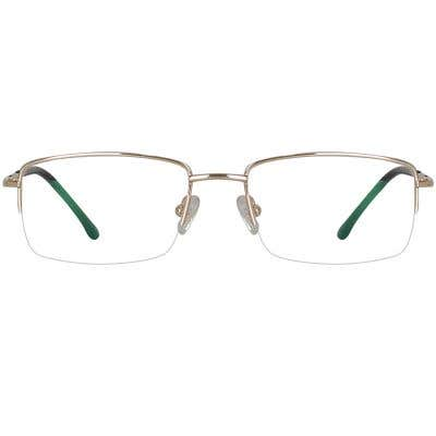 Rectangle Eyeglasses 134795-c
