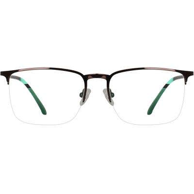 Rectangle Eyeglasses 134806-c