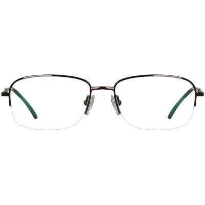 Rectangle Eyeglasses 134820-c