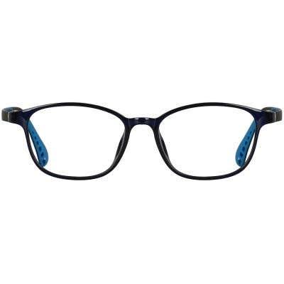 Rectangle Eyeglasses 134858a  2 Day Rush