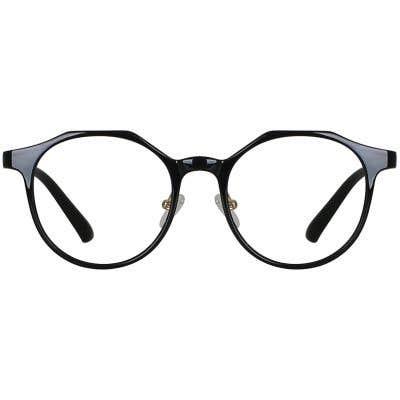 Round eyeglasses 134859-c
