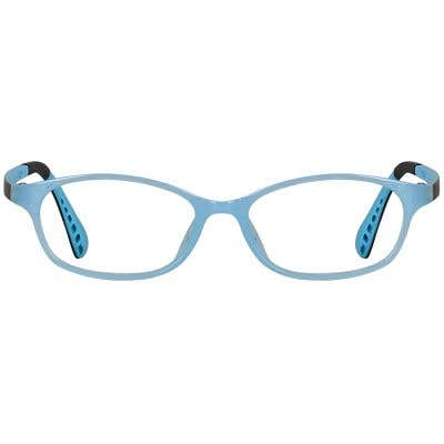 Rectangle Eyeglasses 134872a  2 Day Rush