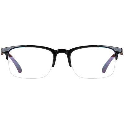 Rectangle Eyeglasses 134887-c