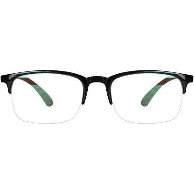 Rectangle Eyeglasses 134890-c