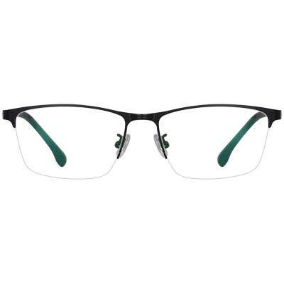 Rectangle Eyeglasses 134901-c
