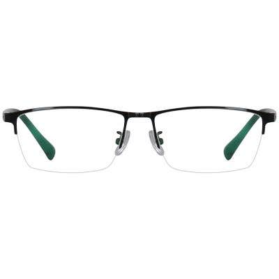 Rectangle Eyeglasses 134904-c