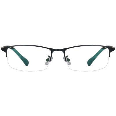 Rectangle Eyeglasses 134911-c