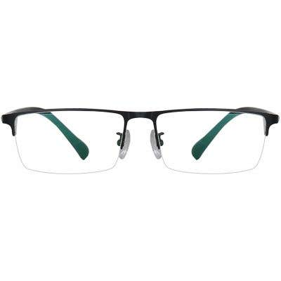 Rectangle Eyeglasses 134913-c