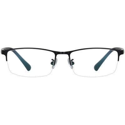 Rectangle Eyeglasses 134915-c