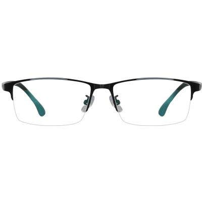 Rectangle Eyeglasses 134918-c