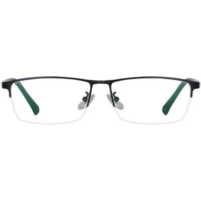 Rectangle Eyeglasses 134922