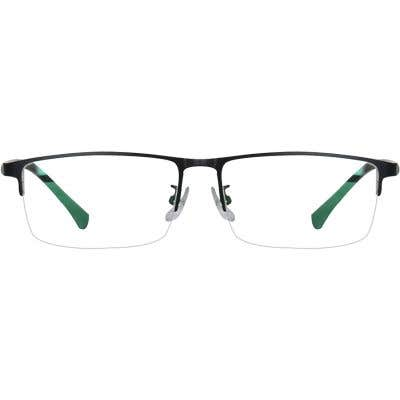 Rectangle Eyeglasses 134923