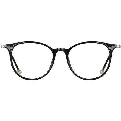 Round Eyeglasses 134929-c