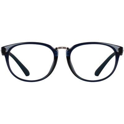 Oval Eyeglasses 134936-c