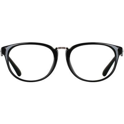 Oval Eyeglasses 134940-c