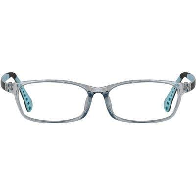 Rectangle Eyeglasses 134953a  2 Day Rush