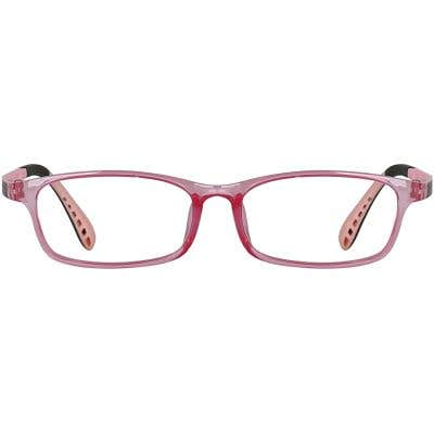 Rectangle Eyeglasses 134956a  2 Day Rush