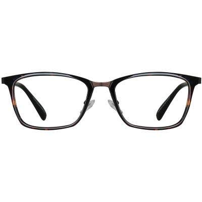 Rectangle Eyeglasses 134958-c