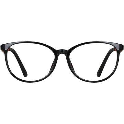 Cat Eye Eyeglasses 134961-c