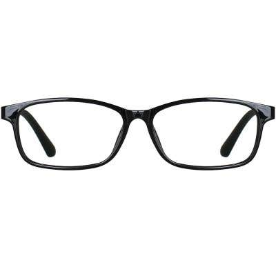 Rectangle Eyeglasses 134972a  2 Day Rush