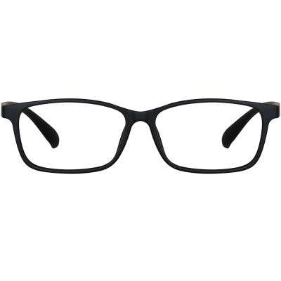 Rectangle Eyeglasses 134995a  2 Day Rush